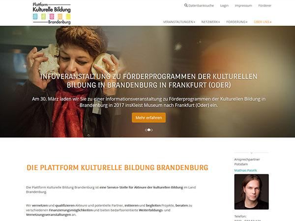 Plattformkulturellebildung